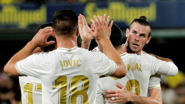 Męki Realu z Villarrealem. Punkt uratował niechciany w Madrycie Bale