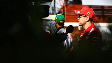 Pieniądze i długość umowy kością niezgody. Vettel powiedział Ferrari