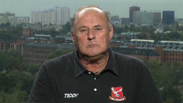 Jan Tomaszewski: Nie wyobrażam sobie, bym mógł iść z gejem po meczu do sauny
