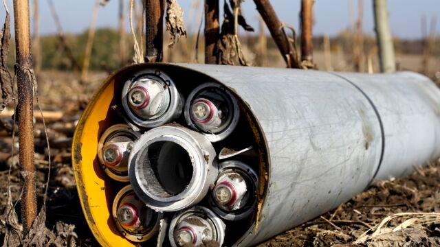 Dowody użycia na Ukrainie bomb kasetowych