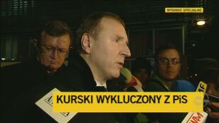 Kurski rozczarowany (TVN24)