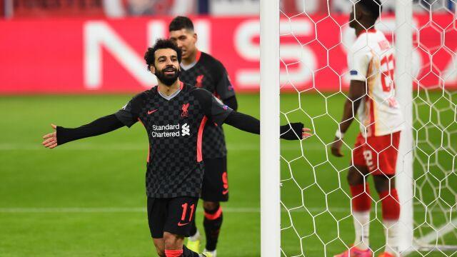Liverpool otrząsnął się z kryzysu. Jest bliżej ćwierćfinału Ligi Mistrzów