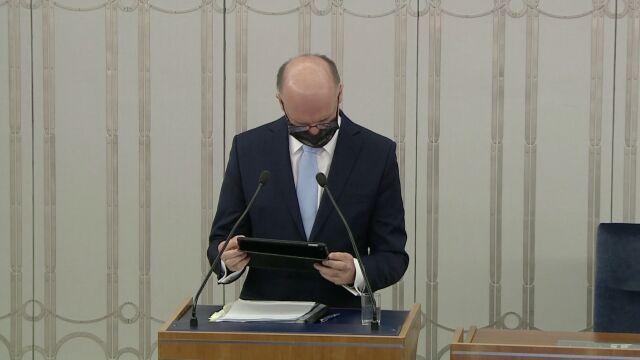 Piotr Wawrzyk kandydował na Rzecznika Praw Obywatelskich