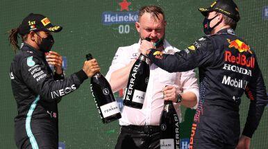Verstappen zdaje sobie sprawę z klasy Hamiltona.