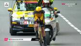 Affini 2. na 1. etapie Giro d'Italia 2021