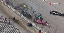 Ogromny wypadek na początku wyścigu XPEL 375 w serii IndyCar