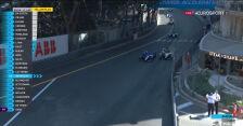 Da Costa starcił prowadzenie w E-Prix Monako na rzecz Frijnsa