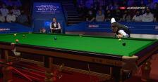 Selby wykorzystał pudło Murphy'ego i wygrał 26. frejma finału mistrzostw świata