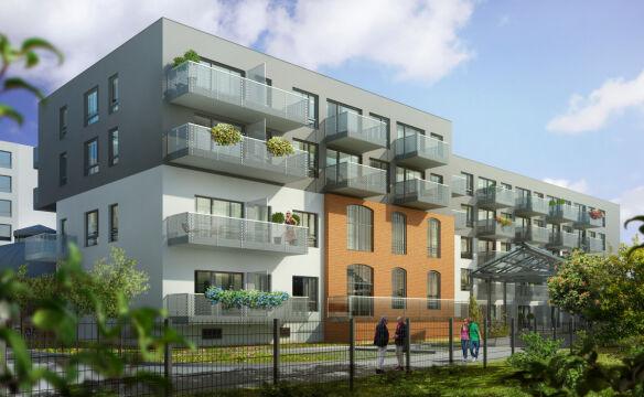 Przy ulicy Bóżniczej powstanie 4-piętrowy blok mieszkalny