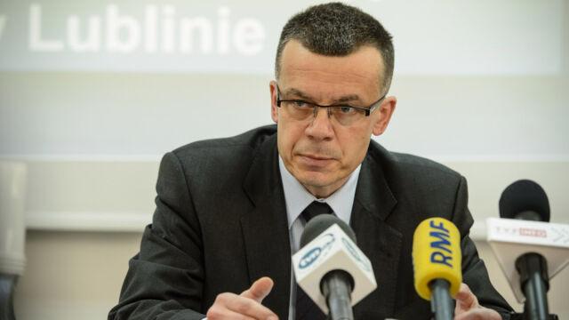 Prokuratura tłumaczyła zarzuty dla zatrzymanych
