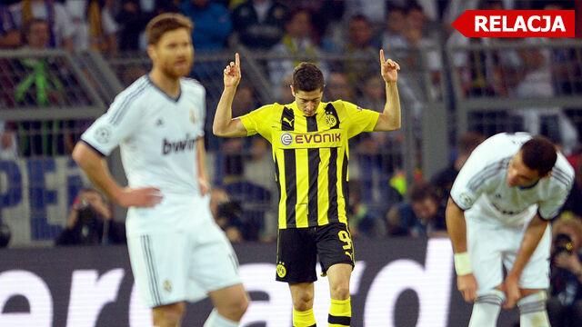 Lewandowski napisał z Realem historię! Cztery gole Polaka