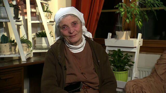 """Siostra Małgorzata Chmielewska w """"Faktach po Faktach"""""""