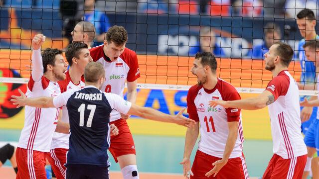 Polscy siatkarze poznali rywali w mistrzostwach Europy