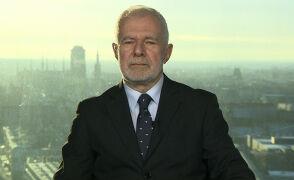 Jacek Merkel wspomina Pawła Adamowicza