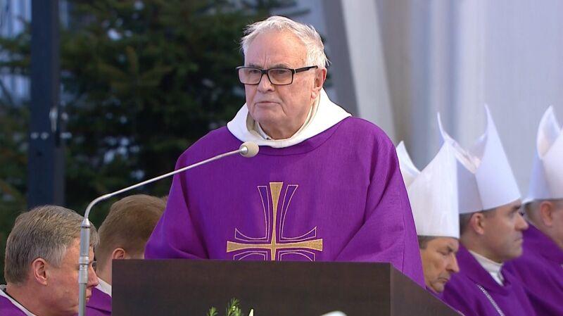 Przemówienie o. Wiśniewskiego podczas mszy pogrzebowej Pawła Adamowicza