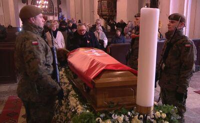 Jerzy Owsiak pożegnał prezydenta Gdańska