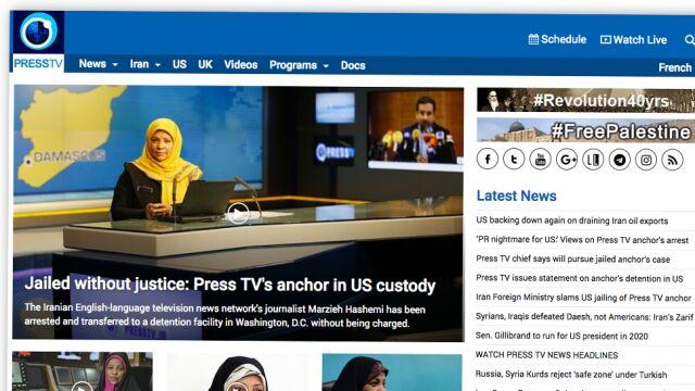 Irańska telewizja:  w USA zatrzymano naszą dziennikarkę