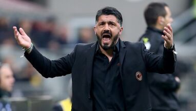 Gattuso nie zobaczy Piątka w Genui
