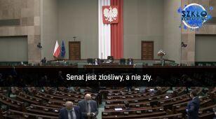 Ten złośliwy Senat!