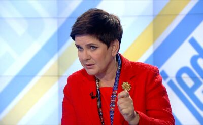 Beata Szydło o Trybunale Konstytucyjnym