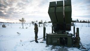 Litwa wzmacnia obronę powietrzną. Umowa z Norwegami