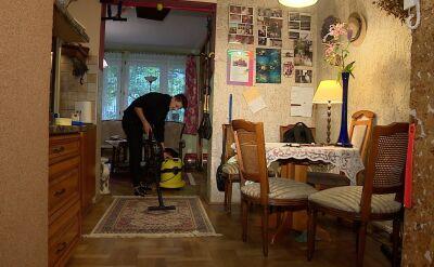 Krakowskie osiedle wprowadziło zakaz sprzątania w godzinach wieczornych