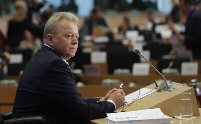 Wysłuchanie Wojciechowskiego w europarlamencie