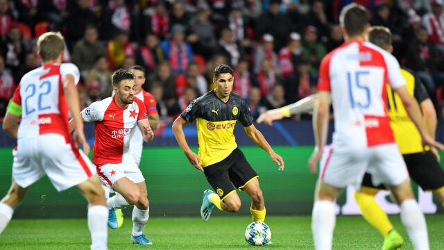 Borussia zgarnęła pełną pulę. Dwa gole i slalom gigant Hakimiego