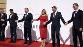 Andrzej Duda był w czwartek na spotkaniu prezydentów Grupy wyszehradzkiej