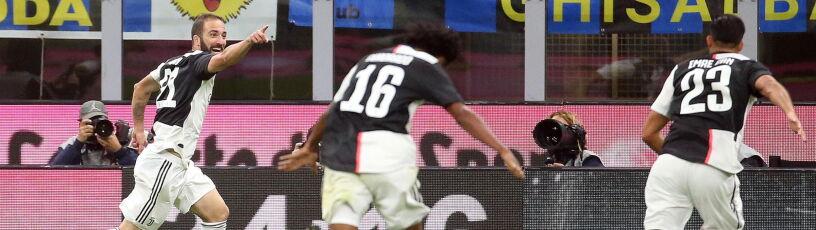 Wielkie emocje w Mediolanie. Juventus dopadł Inter i jest liderem