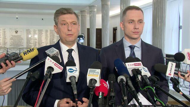"""Posłowie nie dostali dokumentów z resortu Ziobry. """"Jesteśmy zmuszeni pójść do sądu"""""""