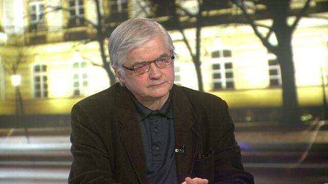 Cimoszewicz: Piotrowicz to cwaniak, który sugestywnie żongluje przepisami