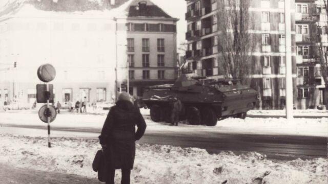 Sejm uczcił pamięć ofiar stanu wojennego