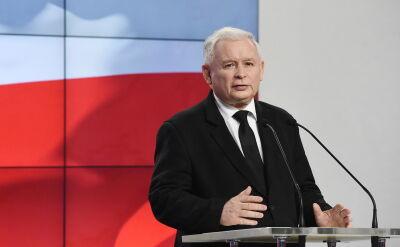 Kaczyński: Antoni Macierewicz jest głównym autorem sukcesu szczytu NATO