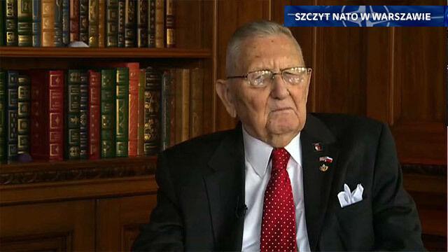 Gen. Rowny: Putin zatrzyma się, gdy NATO przy pomocy USA go powstrzymają
