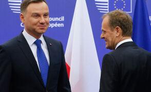 Prezydent Andrzej Duda zaprosił Donalda Tuska