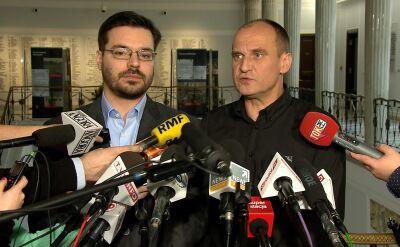 Kukiz '15 złoży w przyszłym tygodniu w Sejmie własny projekt ustawy