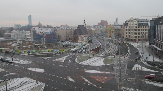 Pogoda Dla Wrocławia Wietrznie I Pochmurno