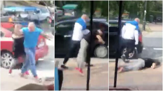 Krynica Morska: bójka w restauracji. Kobieta uderzona w tył głowy, upadła na chodnik i straciła przytomność