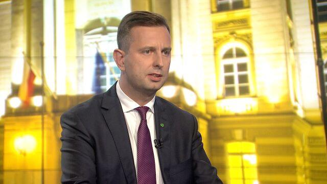 """Władysław Kosiniak-Kamysz w """"Faktach po Faktach"""""""