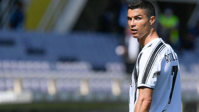 """Ronaldo krytykowany we Włoszech. """"Zlekceważył Juventus"""""""