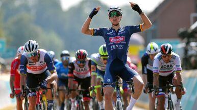Merlier zaskoczył byłego mistrza świata. Drugie zwycięstwo Belga w Benelux Tour