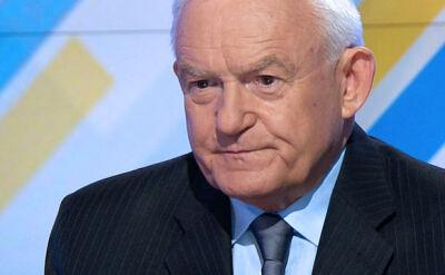 """""""Niech premier zawiadomi prokuraturę, jeśli słowa Korwina-Mikke to przestępstwo"""""""