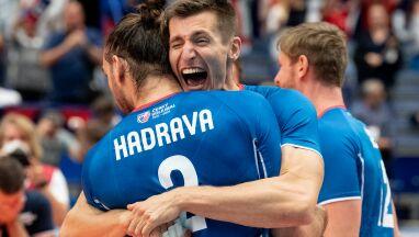 Siatkarz polskiej ligi bohaterem sensacyjnych Czechów.