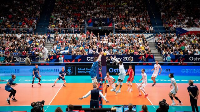 Wielka sensacja w siatkarskich mistrzostwach Europy. Znamy pary ćwierćfinałowe