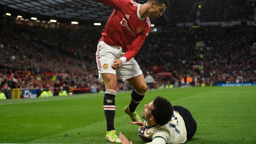 """Wściekły Ronaldo kopał nie tylko piłkę? """"Niezaprzeczalnie lekkomyślne"""""""