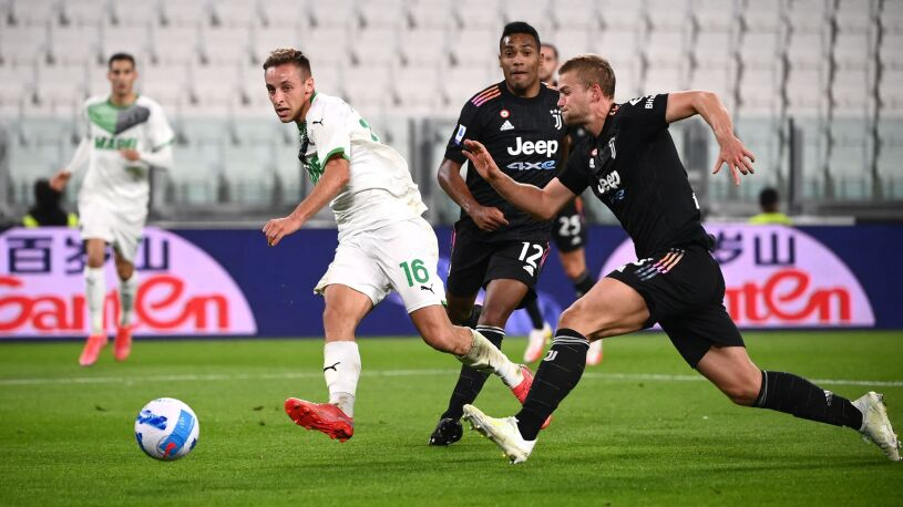Zabójcza kontra w ostatniej akcji meczu powaliła Juventus