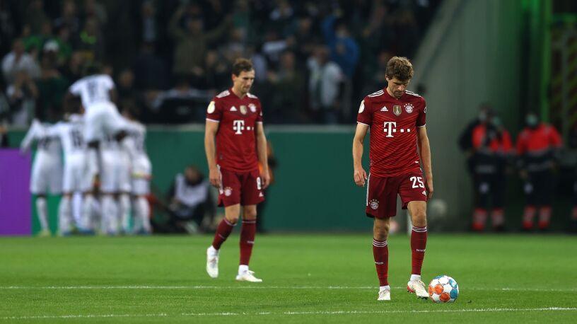 Bayern na łopatkach. Absolutna deklasacja mistrza