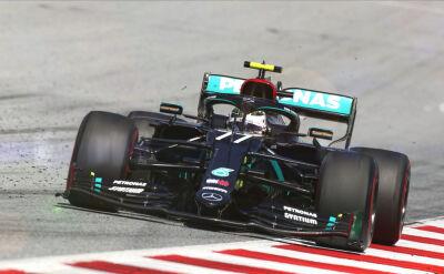 Bottas wygrał pierwsze Grand Prix Austrii w sezonie 2020 Formuły 1