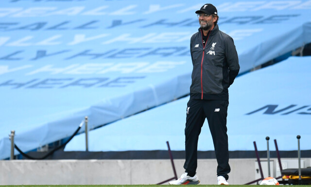 Manchester City - Liverpool: Juergen Klopp po meczu - Premier League | Eurosport w TVN24    - Piłka nożna - TVN24